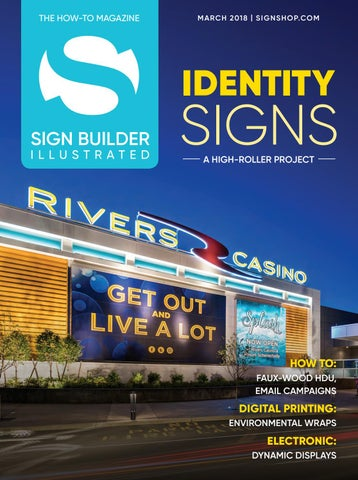 Sign Builder Illustrated March 2018 by Sign Builder