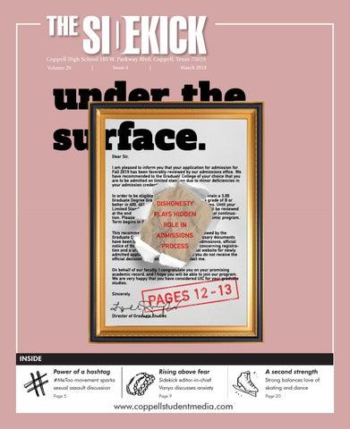 Volume 29 Issue 4 by The Sidekick - issuu