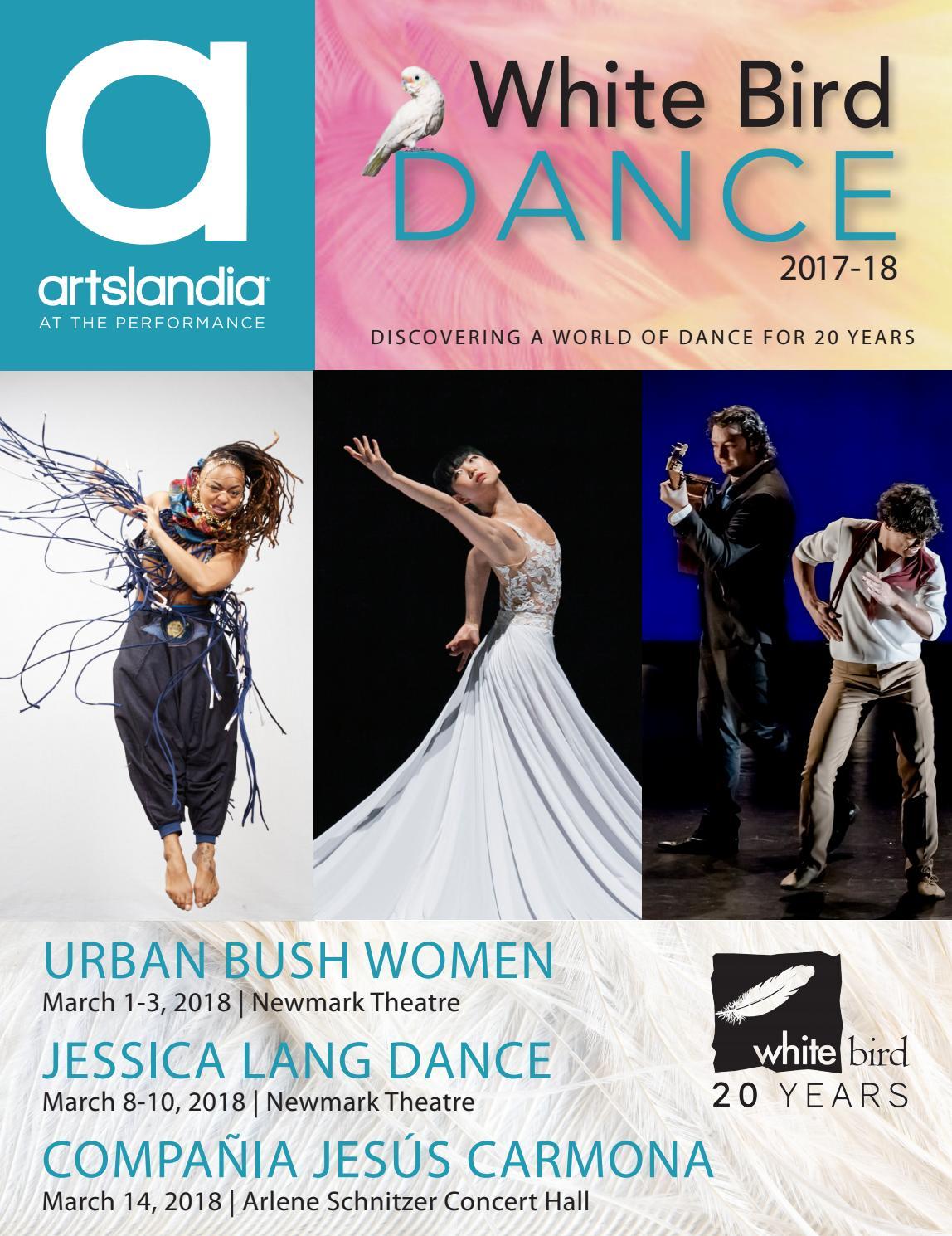 UrbanBush Women / Jessica Lang / Compania Jesus Carmona - White Bird Dance