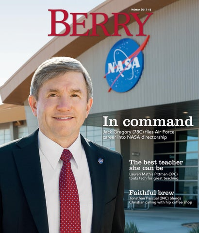 e4f420323a0fc5 Berry magazine - Fall 2017 by Berry College - issuu