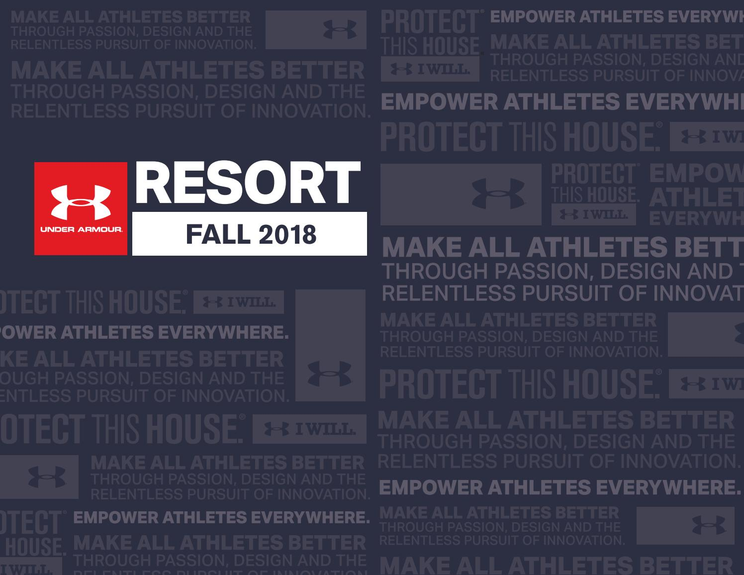 844a789de2ee41 SBS 2018 UNDER ARMOUR RESORT CORPORATE COLLECTION by Synergy Branded ...