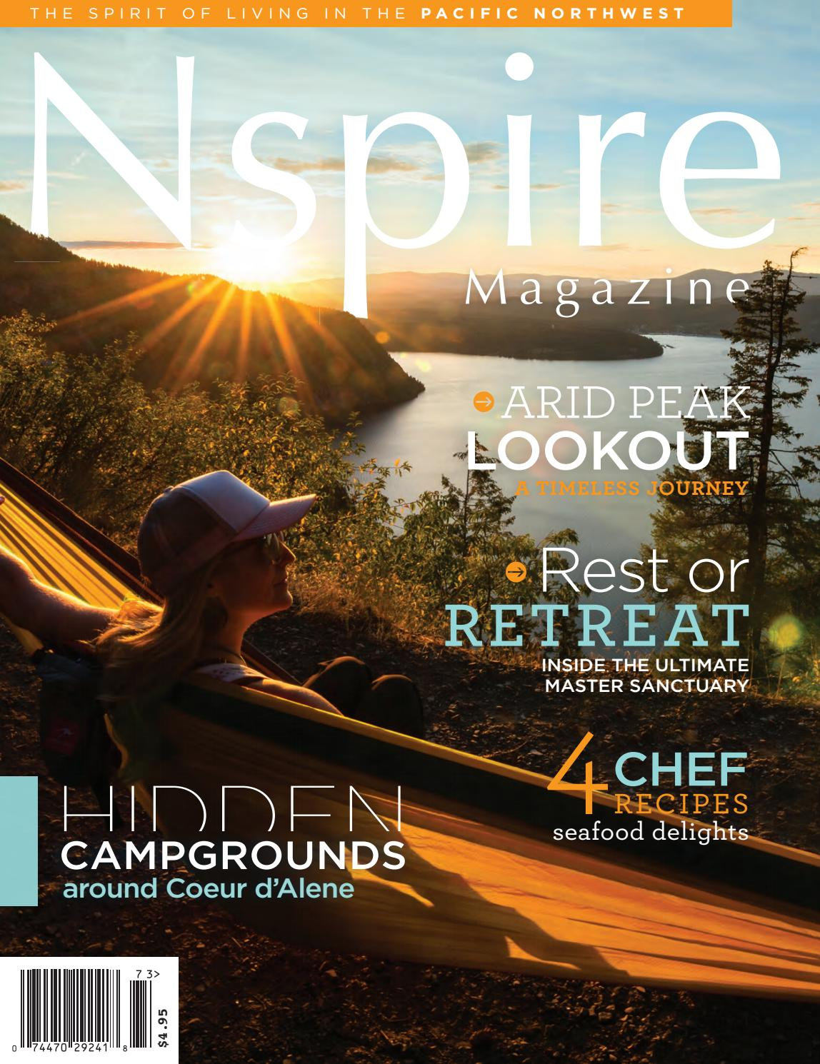 Nspire Magazine 2017 Summer/Fall Coeur d\'Alene Edition by Nspire ...