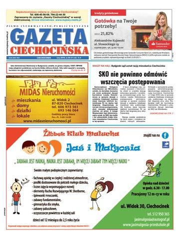 Gazeta Ciechocinska 84 2018 By Wydawnictwo Kujawy Issuu