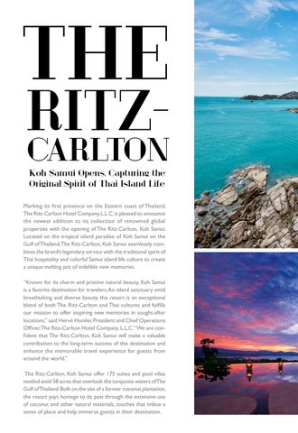 Page 40 of The Ritz-Carlton