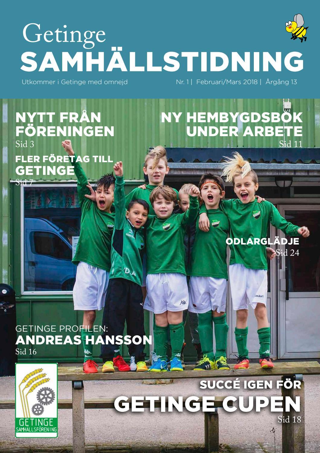 Jan ke Fredrik Gransson, ngsvgen 18, Getinge | satisfaction-survey.net