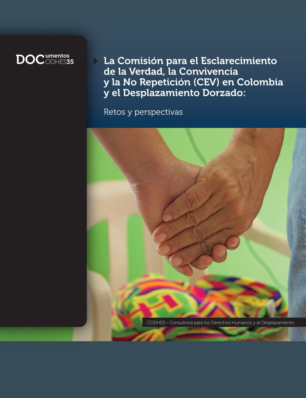 La Comisión de la Verdad en Colombia y el Desplazamiento Forzado by ...