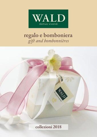 Bomboniere Wald Matrimonio 2018.Bomboniere Wald 2018 By Panniscostampa Issuu