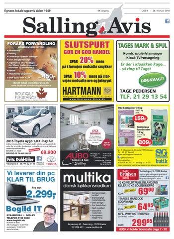 acd7393a Salling Avis 09-2018 by Salling Avis - issuu