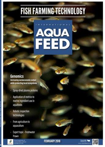 FEB 2018 - International Aquafeed magazine by Perendale