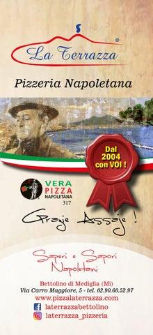 Volantino 2018 La terrazza by pizzerialaterrazza - issuu