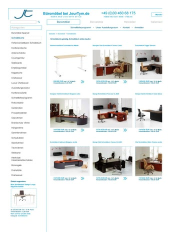 Büroschreibtische günstig schreibtisch büromöbel online kaufen by ...