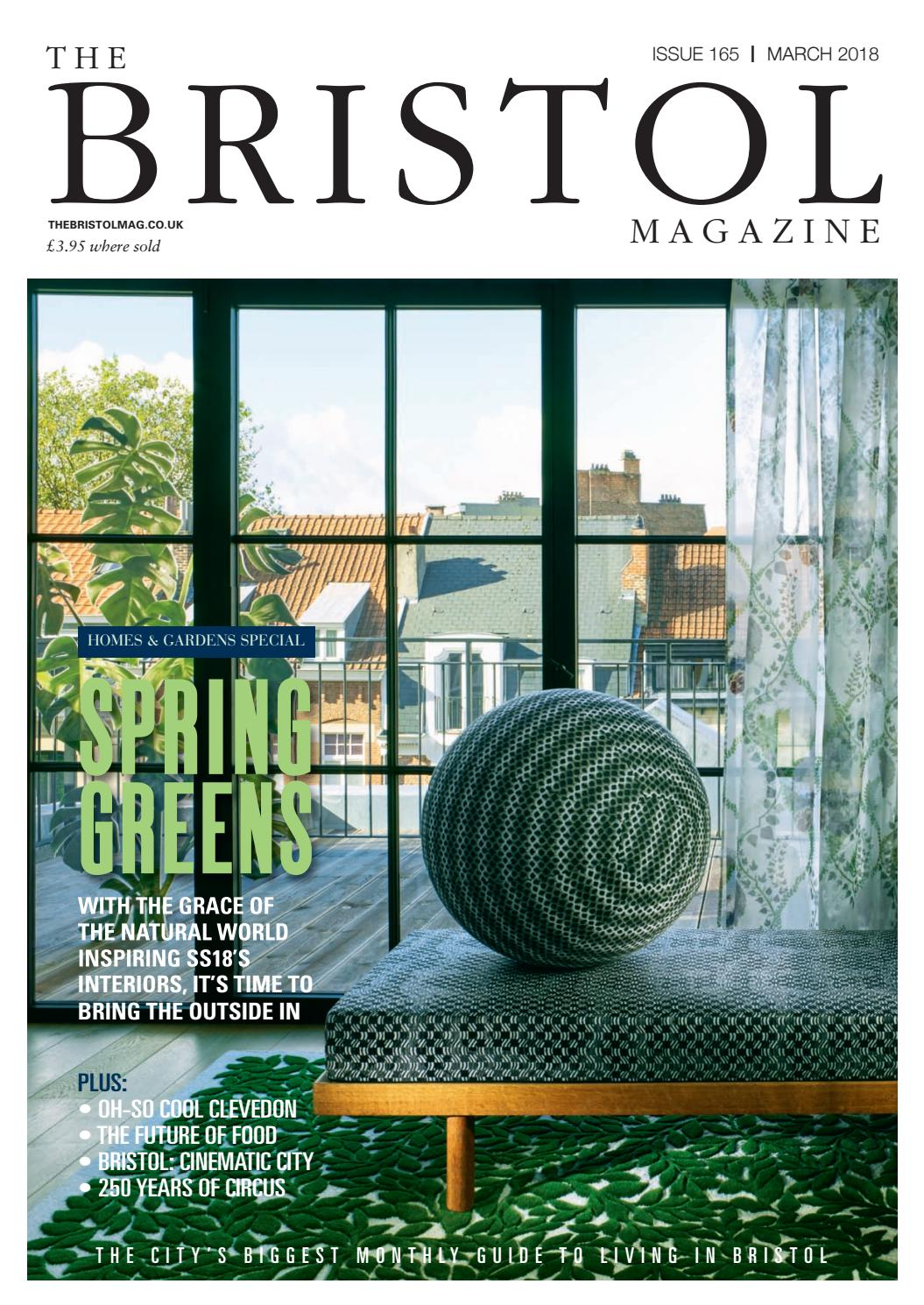 The Bristol Magazine March 2018 By Mc Publishing Limited Issuu