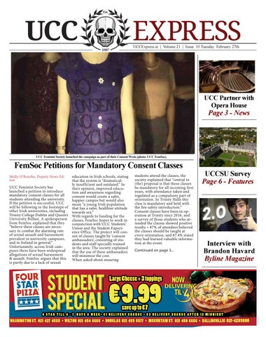 e44f50df3143 UCC Express Vol. 21 Issue 10 by University Express - issuu
