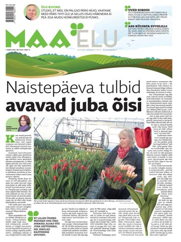 c1483b479f4 Maa Elu, 1. märts 2018 by AS Eesti Meedia - issuu