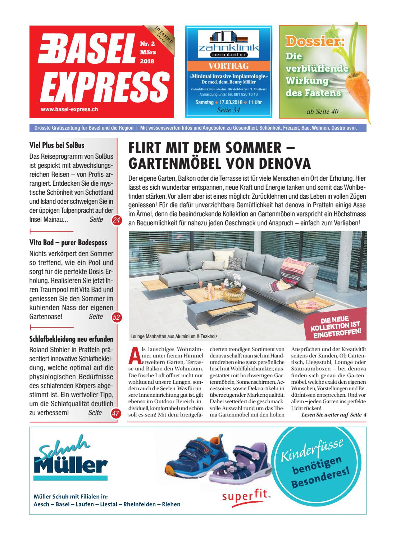 Basel Express Ausgabe 2/18 by TradeXpress - issuu