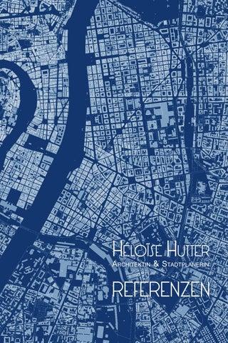 Professionelle Referenzen by Héloïse Hutter - issuu