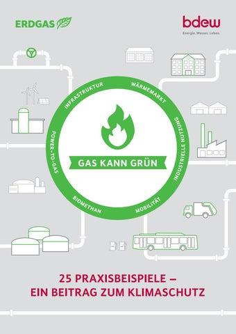 Gas kann grün: 25 Praxisbeispiele - Ein Beitrag zum Klimaschutz by ...