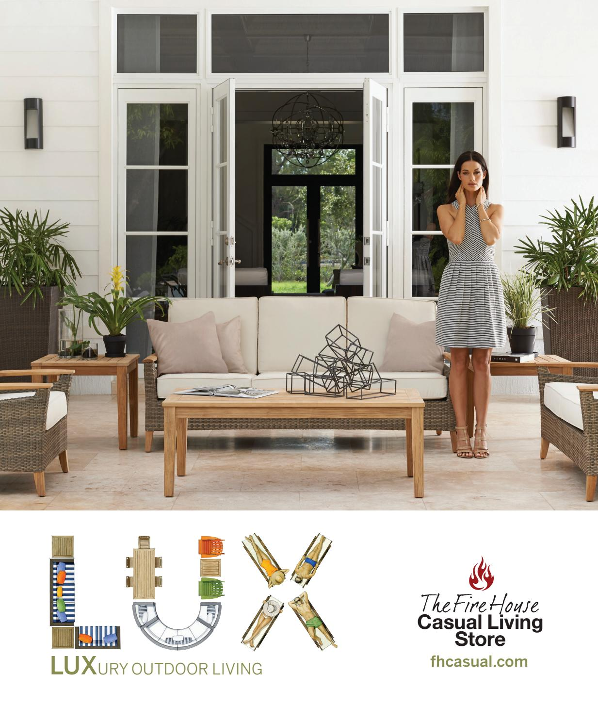 Beau Fire House Casual Living Outdoor Furniture Sale   Spring 2018 Catalog By  Digital Media And Publishing   Issuu