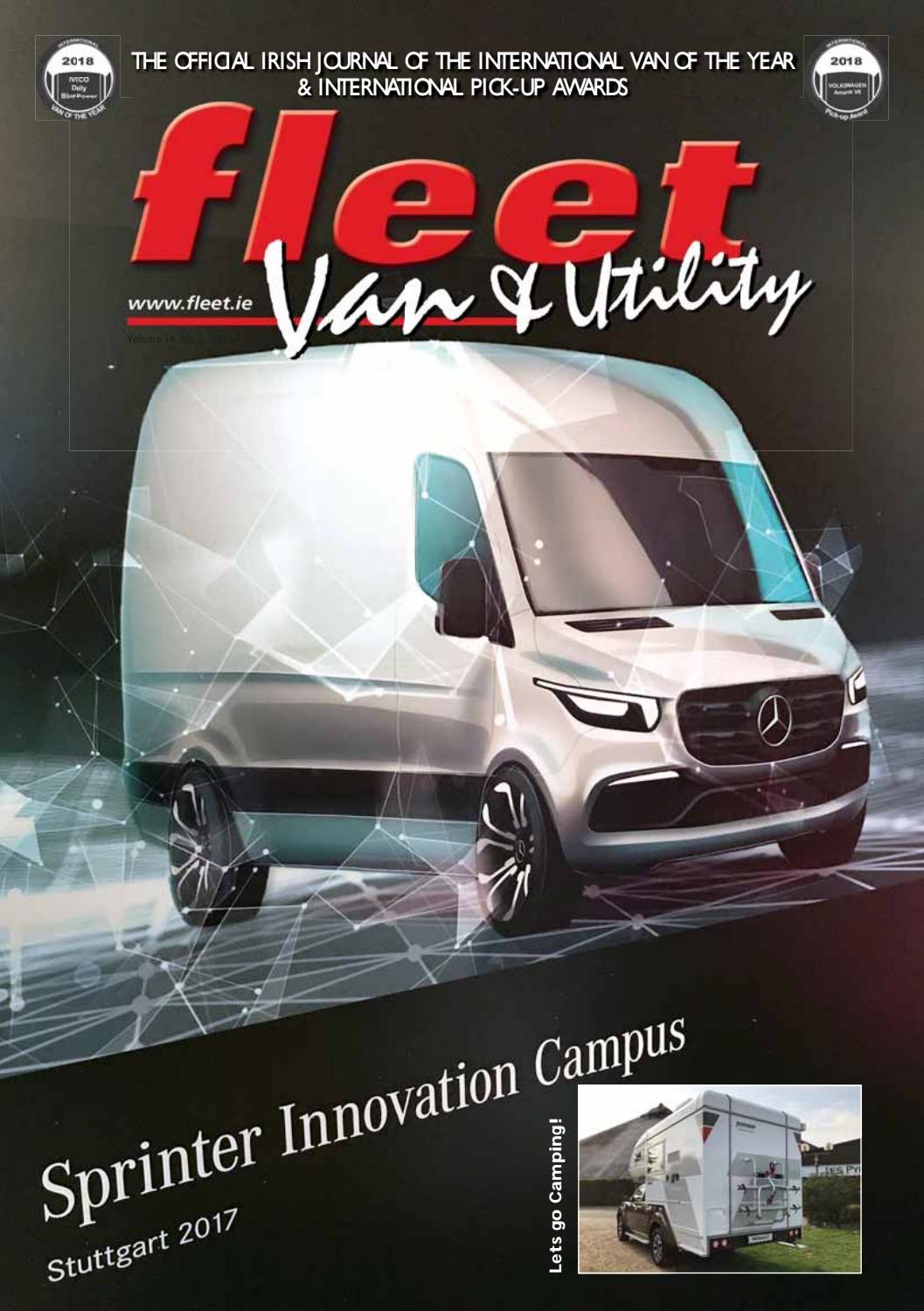 ccfb0b1c21 Fleet van   utility spring18 webfull by Fleet Transport - issuu
