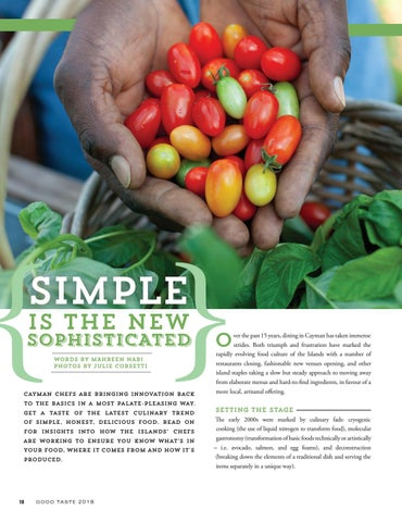 Page 20 of Simple Is The New Sophisticated