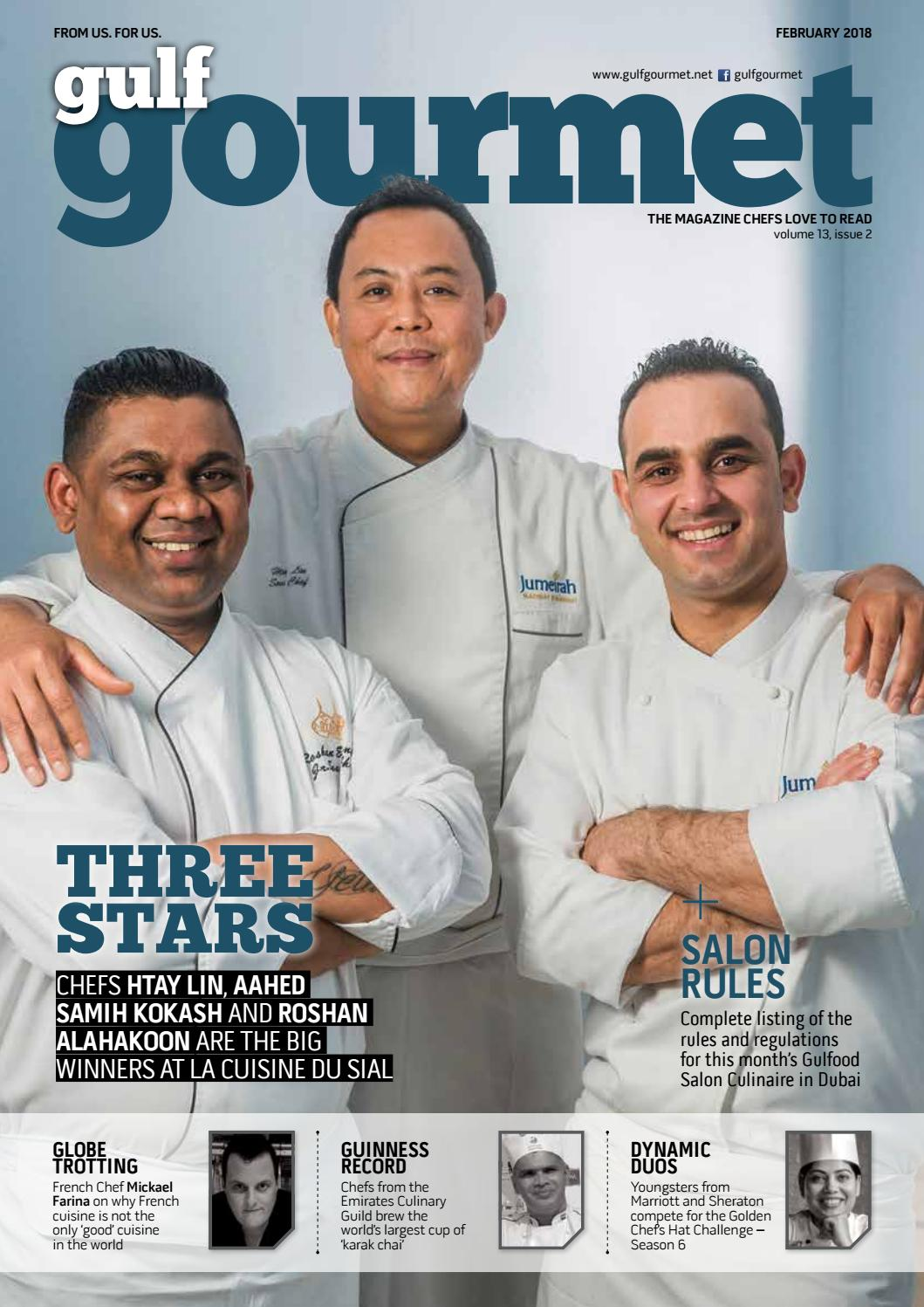 February 2018 by Gulf Gourmet magazine - issuu