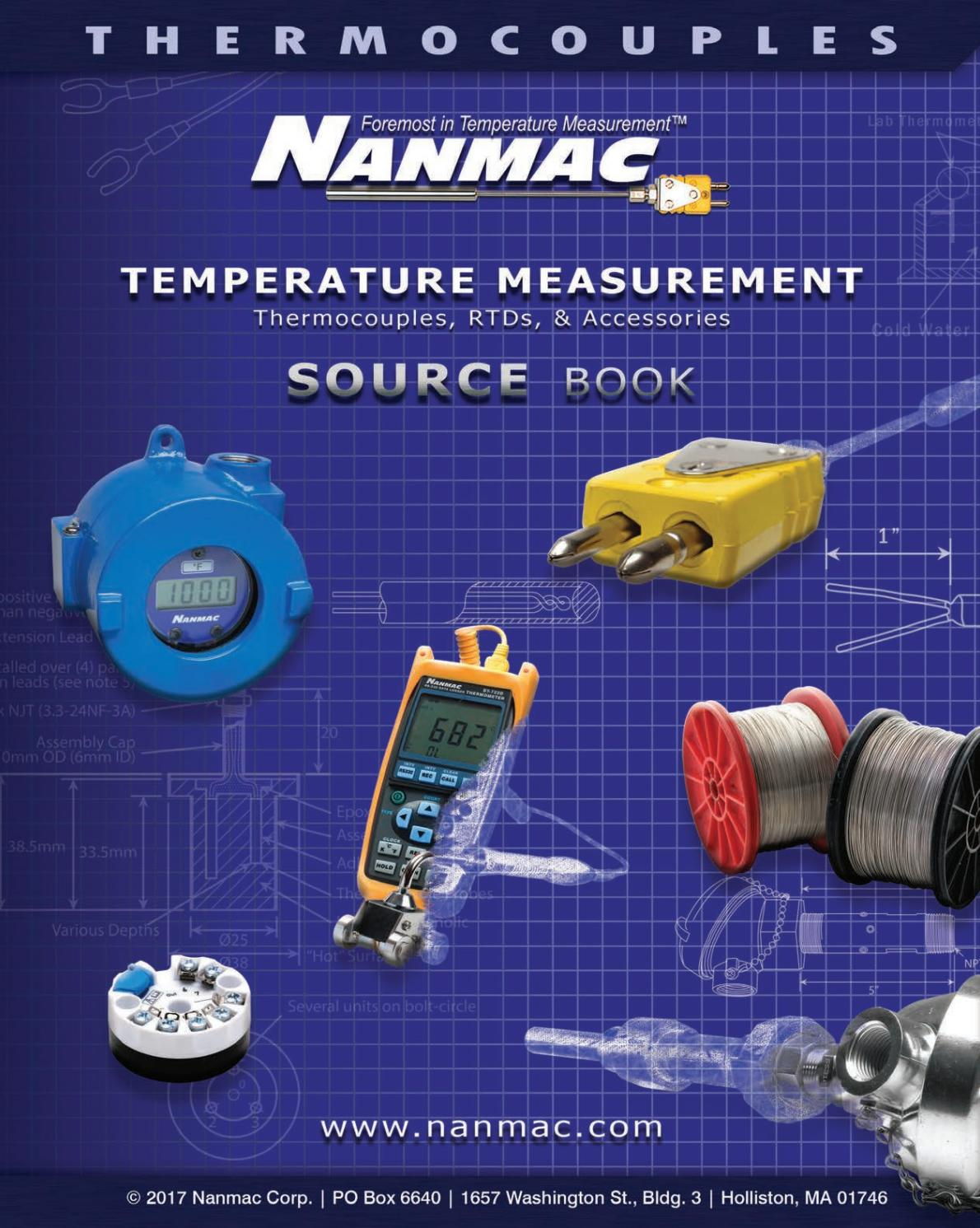 Nanmac Product Catalog 2018 By Rhode Island Small Business Journal Voltage Detector6400v Twopole Testermultifunction Circuit Issuu