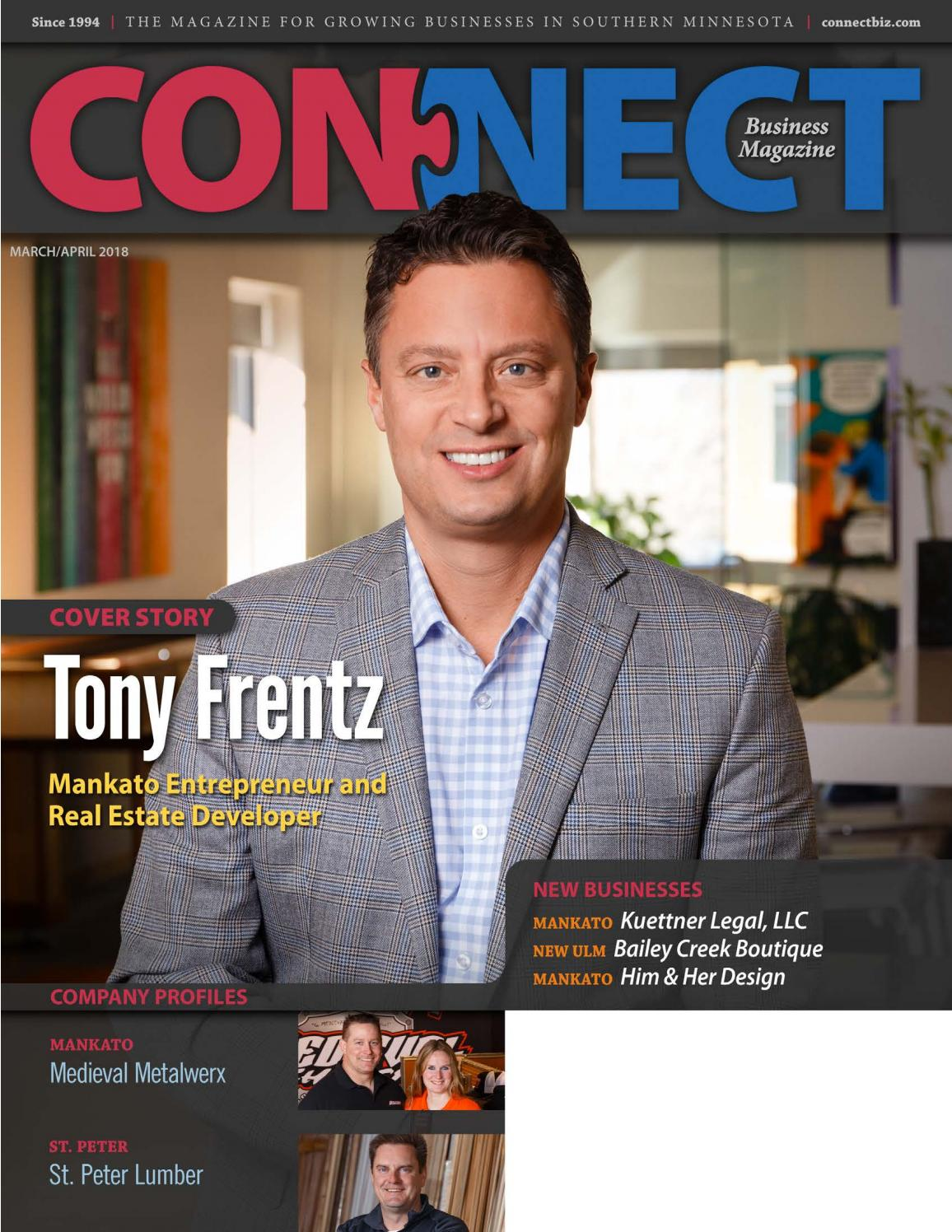 March-April 2018 by Connect Business Magazine - issuu