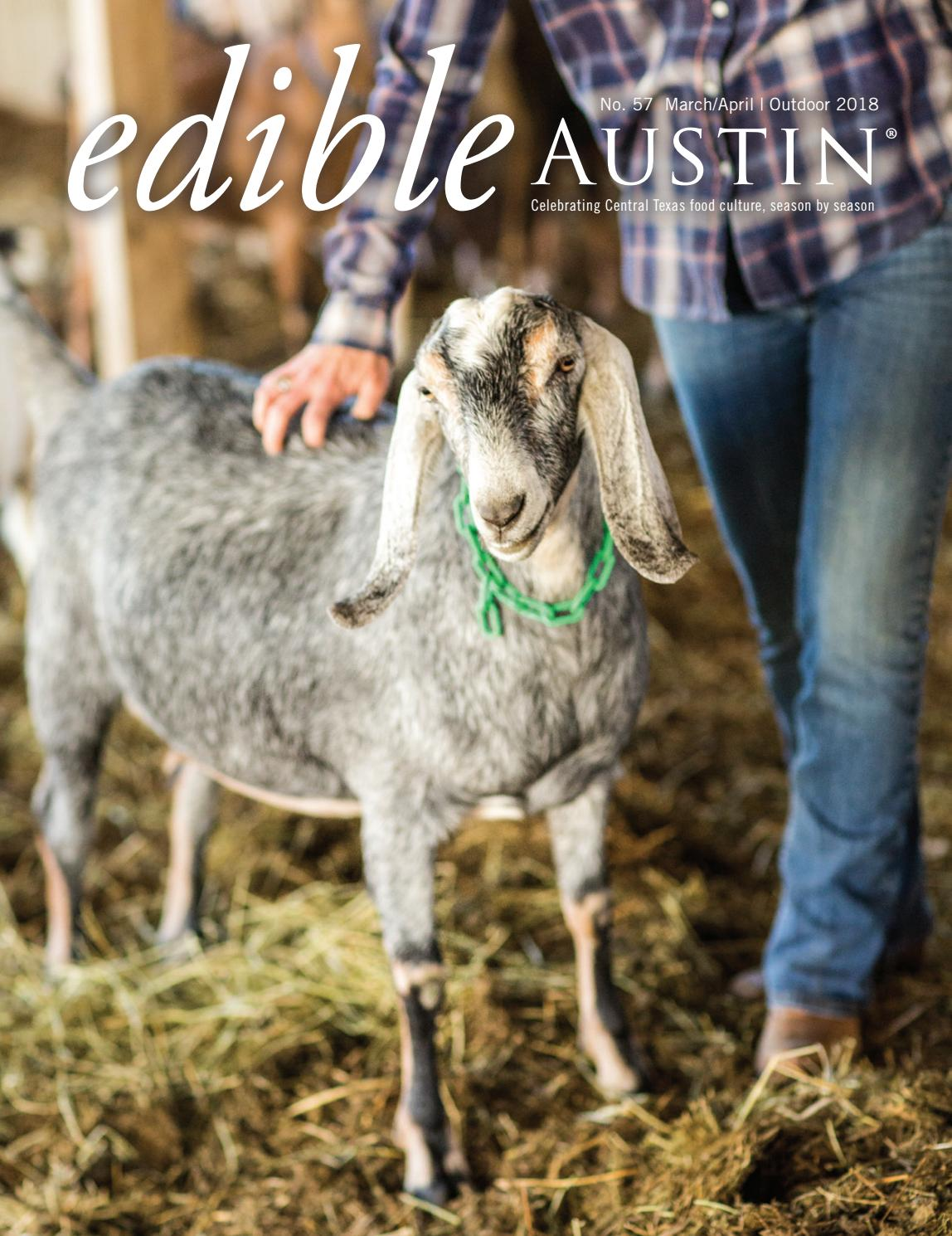 Edible Austin Outdoor 2018 by Edible Austin - issuu