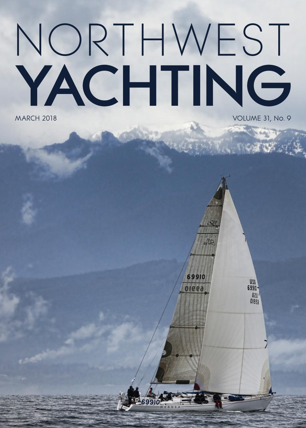 Nw Yachting March 2018 By Northwest Issuu Snap Circuits Pro Educational 500 Exp With Deluxe Case Available At
