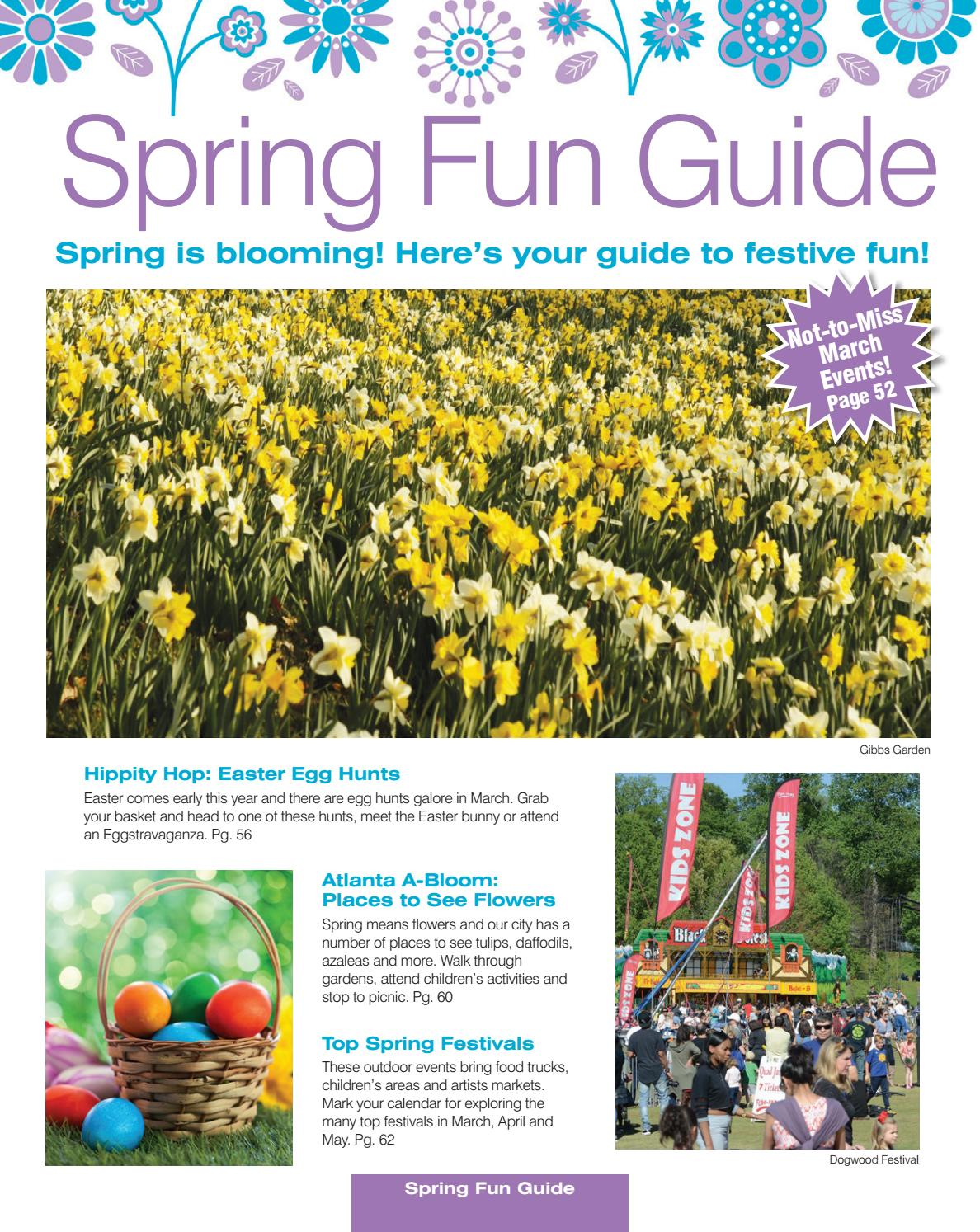 7c8aff585 Spring Fun Guide 2018 by Atlanta Parent - issuu