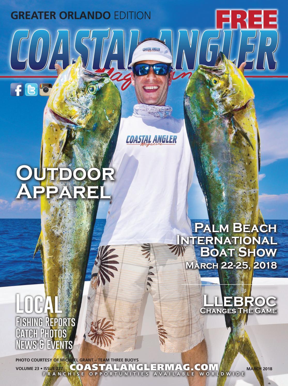 611ec430ad Coastal Angler Magazine - March   Orlando by Coastal Angler Magazine - issuu