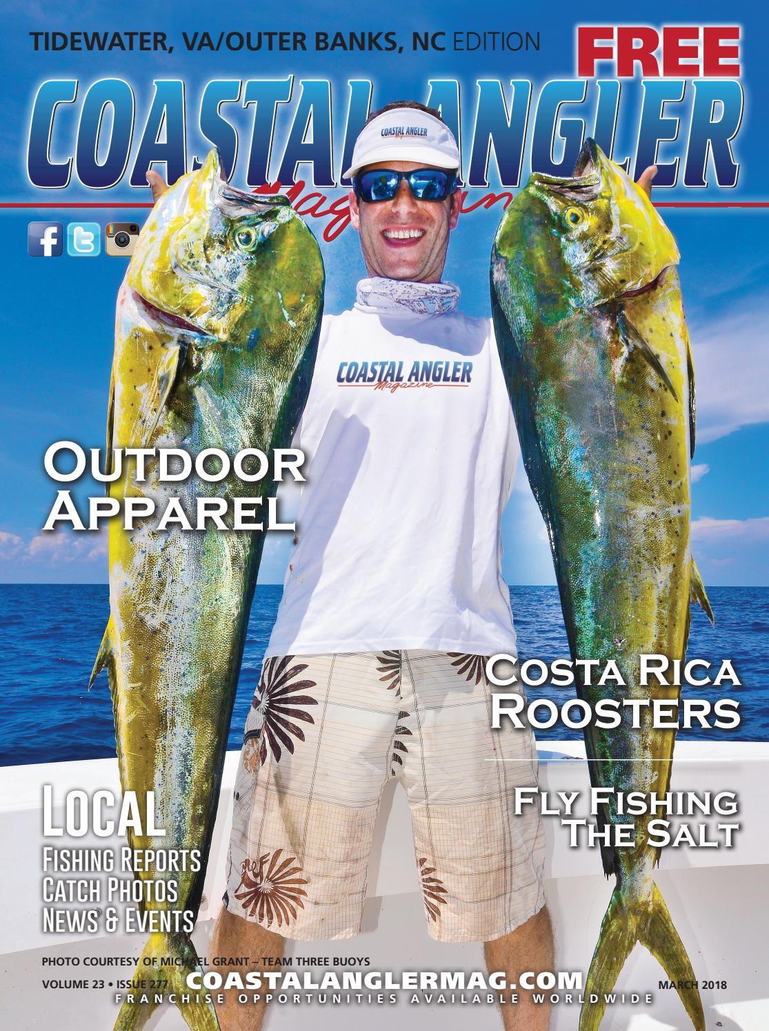 8053618d0 Coastal Angler Magazine - March / Outer Banks Tidewater by Coastal ...