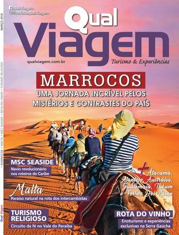 2eeee00bb Revista Qual Viagem Edição 52 - Março/2018 by Editora Qual - issuu