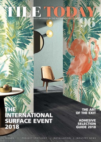 tile today issue 96 february 2018 by elite publishing co pty ltd