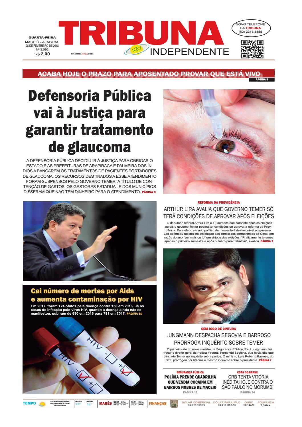 a07294f16a Edição número 3092 - 28 de fevereiro de 2018 by Tribuna Hoje - issuu