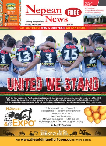 Nepeannews 1march2018 By Nepean News Issuu