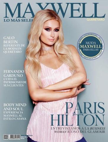 8544bae721 Revista Maxwell Querétaro Ed. 59 by Grupo Editorial Maxwell - issuu