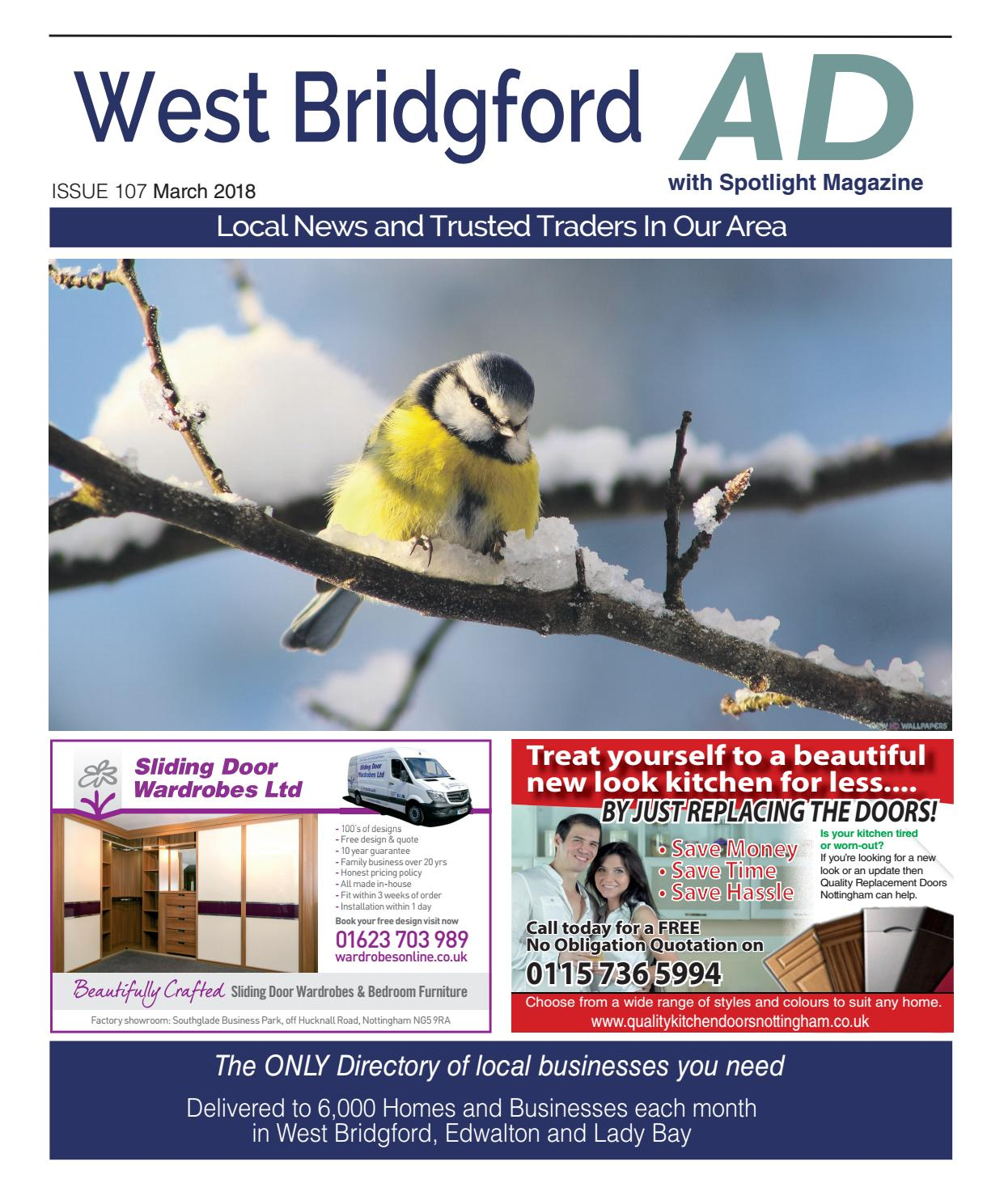 Incredible West Bridgford In Nottingham Ad Newspaper March 2018 By Inzonedesignstudio Interior Chair Design Inzonedesignstudiocom