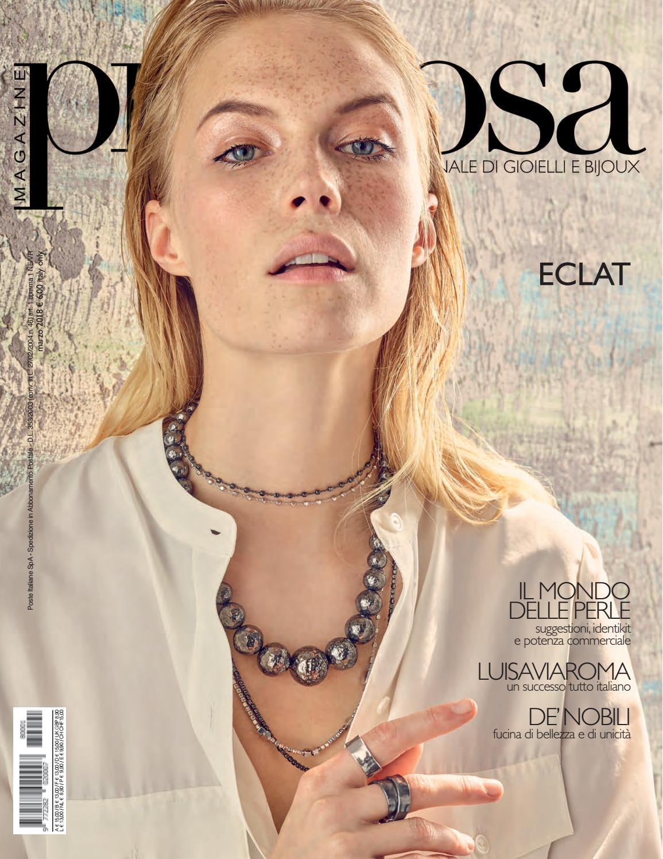 Preziosa Magazine n. 1 2018 by GOLDEN AGENCY - issuu ded890b067c8