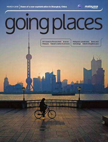 Going Places March 2018