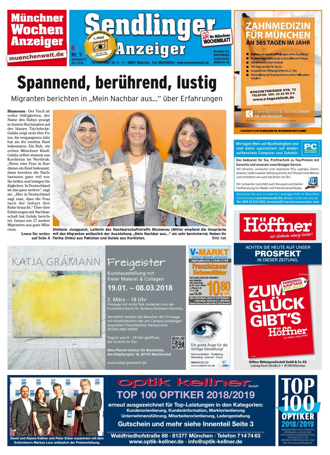 KW 09-2018 by Wochenanzeiger Medien GmbH - issuu