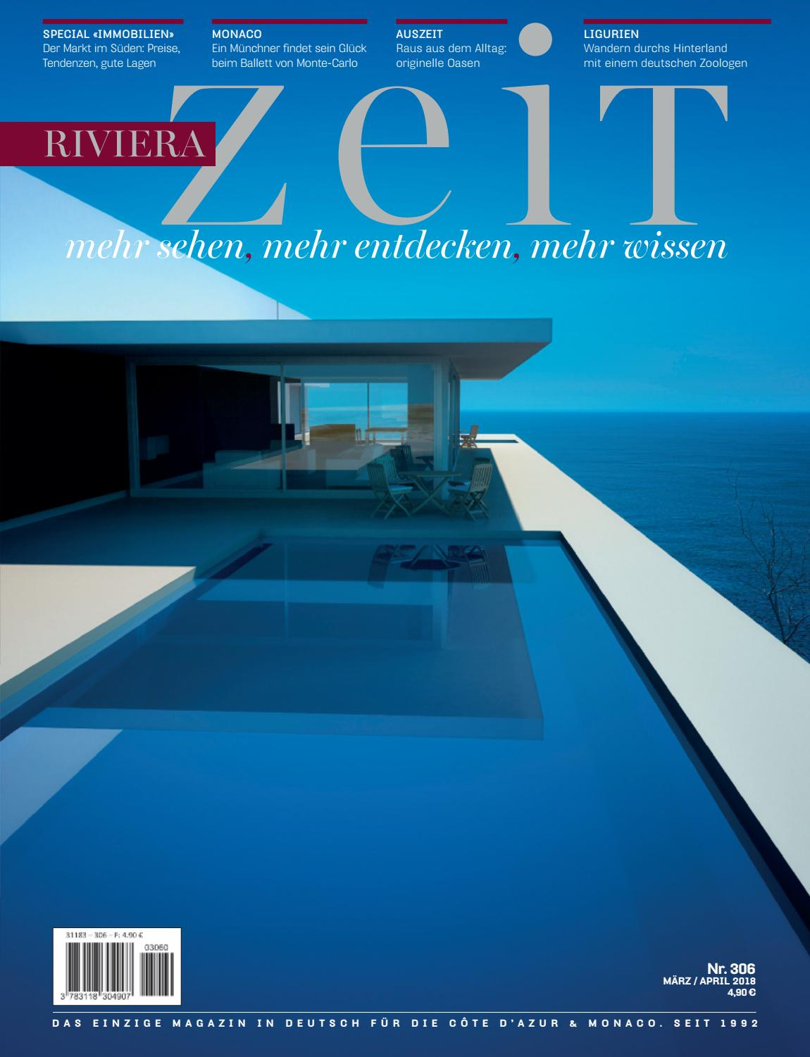 Riviera Zeit - März/April 2018 by Riviera Press - issuu