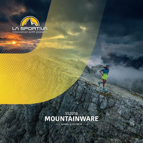 388addcac4776 La Sportiva Catalogo Summer 2018 by MountainBlogIT - issuu