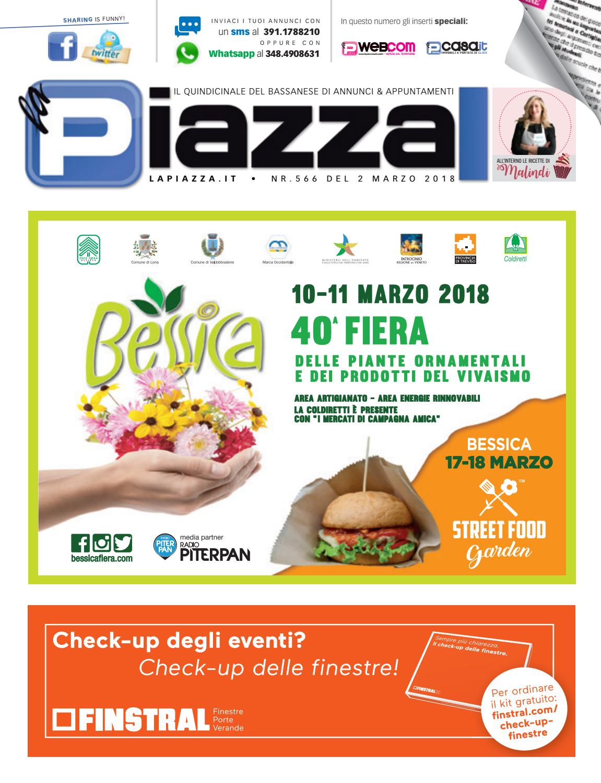 la Piazza di Bassano 566 by la Piazza di Cavazzin Daniele - issuu 20bb59b1084d