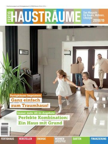Fertighausträume 2018 By LW Werbe  Und Verlags GmbH   Issuu