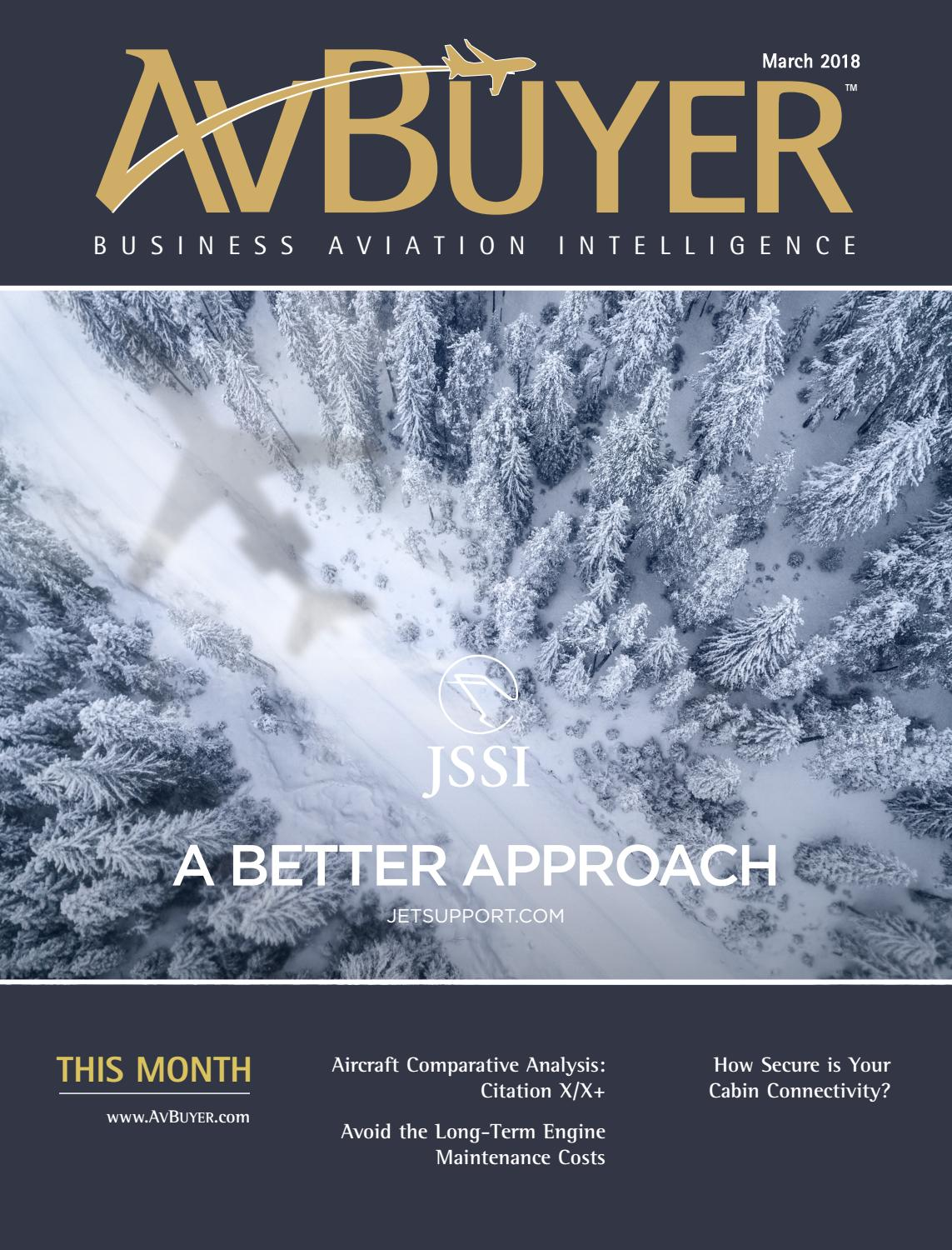 AvBuyer Magazine March 2018 by AvBuyer Ltd  - issuu