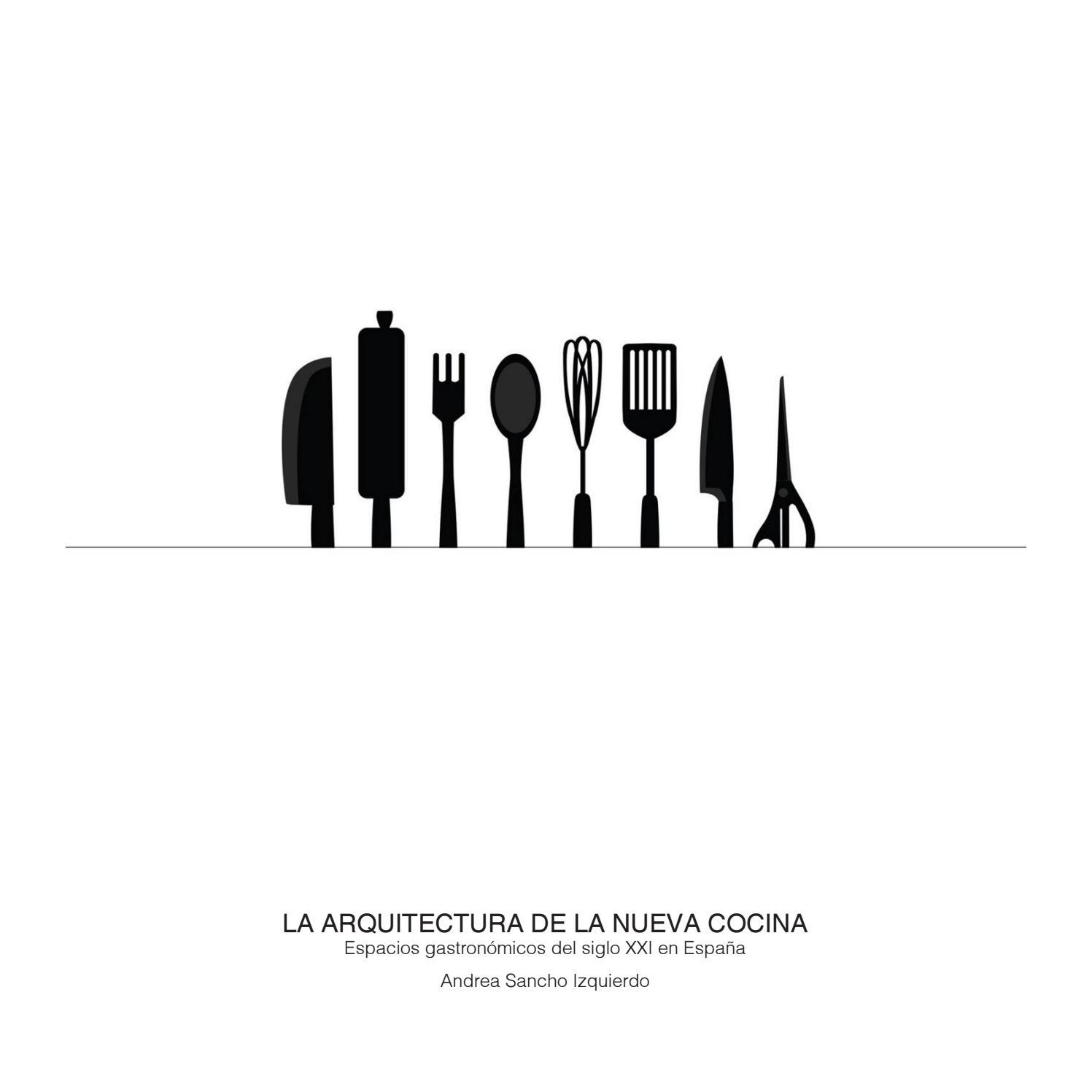 TFG_La arquitectura de la nueva cocina by a.sancho18 - issuu
