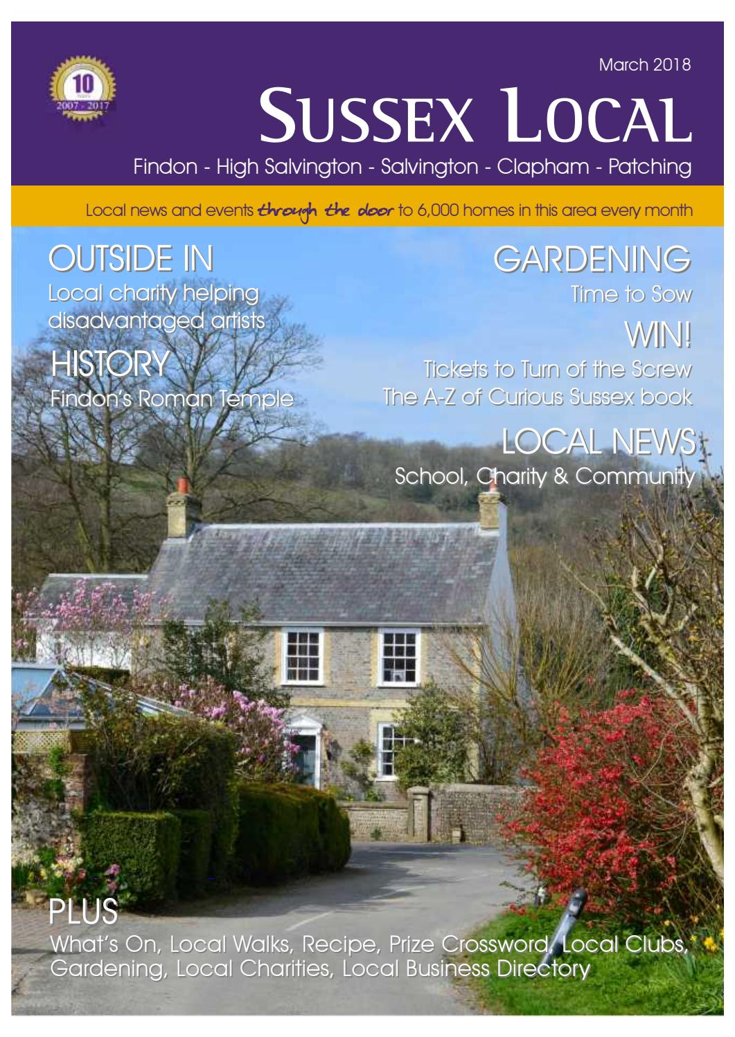 Sussex Local - Findon - March 2018 by Sussex Local Magazine