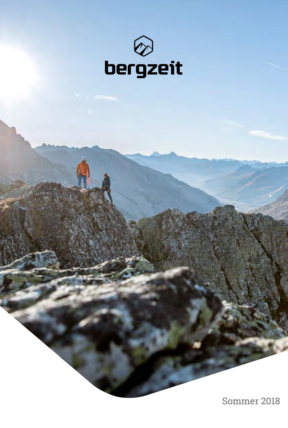 Bergzeit Sommer 18 by BERGZEIT issuu