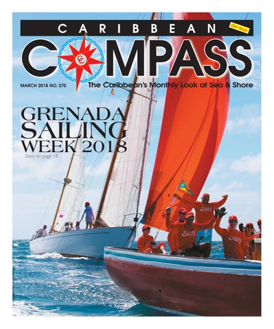 86d56f2d6f5d9 Caribbean Compass Yachting Magazine - March 2018 by Compass ...